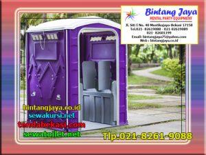 Menyewakan Toilet Portable Bersih Dan Nyaman Di Bogor