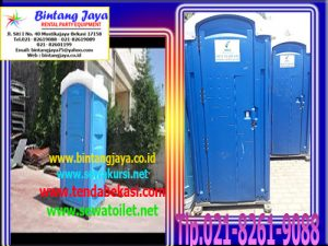 Sewa Toilet Portable Bekasi Timur,Tlp.021-82601199