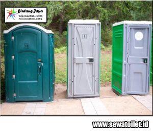 Promo murah Pusat persewaan toilet portable terbesar di Jakarta