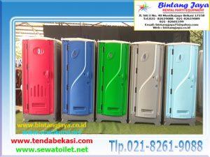 Jasa Sewa Toilet Portable Modern Bersih