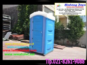 Perusahaan Jasa Sewa Toilet Portable Murah Jakarta