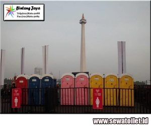 Rental Toilet Portable VIP 0896-5031-2228