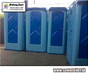 Perusahaan rental toilet portable kualitas terbaik di Jabodetabek