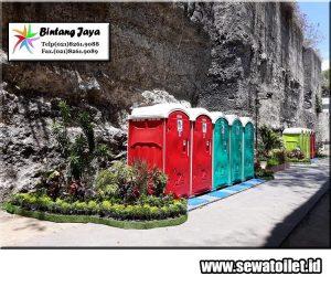Pusat Persewaan Toilet Portable Terbaik