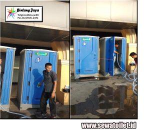 Promo Ramadhan Sewa Toilet Portable gratis biaya antar dan pemasangan di Jabodetabek