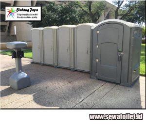 Pusat Sewa Toilet Portable murah di Bekasi