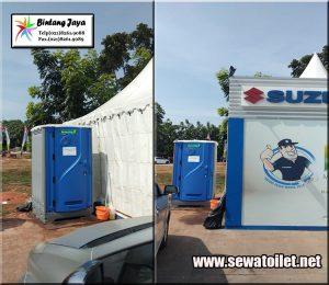 Agen Sewa Toilet murah nyaman standar internasional
