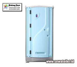 Rental Toilet Portable tersedia di Cibinong