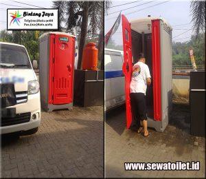 Rental Toilet Portable terlengkap kualitas terjamin di Kalideres Jakarta