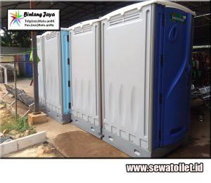 Promo murah Sewa Toilet Portable murah meriah di Tangerang