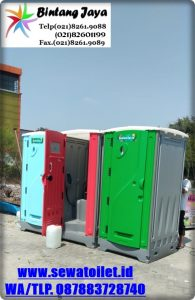 Jasa Sewa Toilet Portable Jakarta