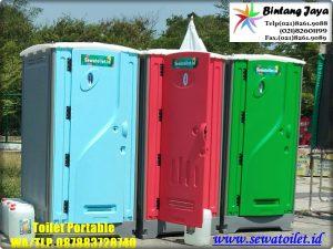 Menyewakan Toilet Murah Jakarta
