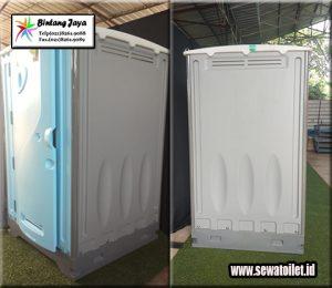 Rental WC portable murah di tangerang