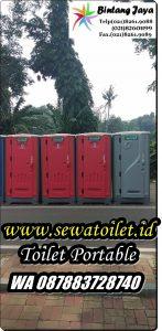 Sewa Toilet Portable Event Jakarta