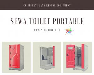 Disewakan Toilet Portable Event Banten