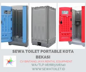 Promo Murah Pusat Sewaan Toilet Portable Terbesar di Jakarta