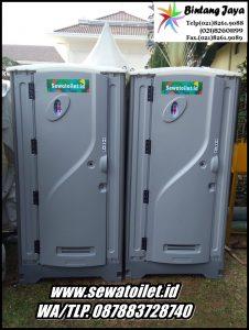 Sewa Toilet Portable Kualitas Terpercaya