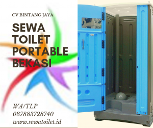 Sewa Toilet Melayani 24 Jam | Rawalumbu Bekasi