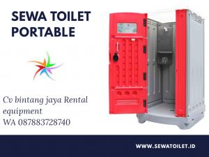 Rental Toilet Pelayanan 24 Jam