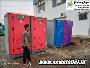 Sewa Toilet Portable Event Jatisampurna Bekasi