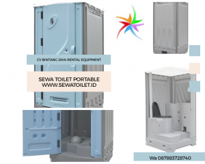 Toilet Portable Cilincing Jakarta | Sewa Murah Meriah