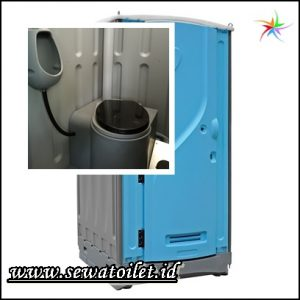 Rental Toilet Portable Vip | Jagakarsa Jakarta Selatan
