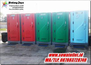 Sewa Toilet Portable Event Outdoor Jakarta