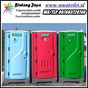 Sewa Toilet Harga Ekonomis Jakarta Bekasi