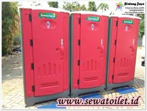 Sewa Toilet Portable Bersih Event Bekasi Kota