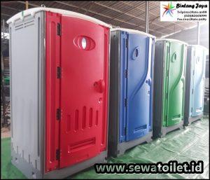 Toko Persewaan toilet portable praktis