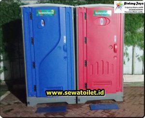 Sewa Toilet Portable Kawasan Industri Cikarang
