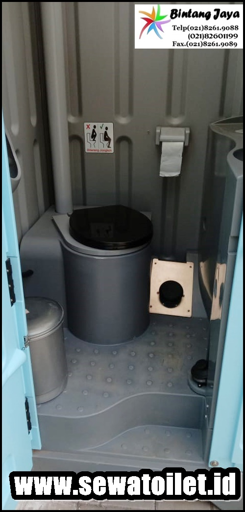 Menyewakan Toilet Vip Kloset Duduk Harga Promo Jabodetabek