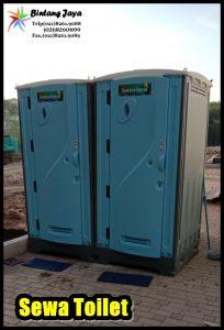 Sewa Toilet Portable Bersih Jakarta Barat
