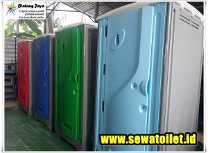 Sewa Toilet Portable Pasanggrahan Jakarta Selatan