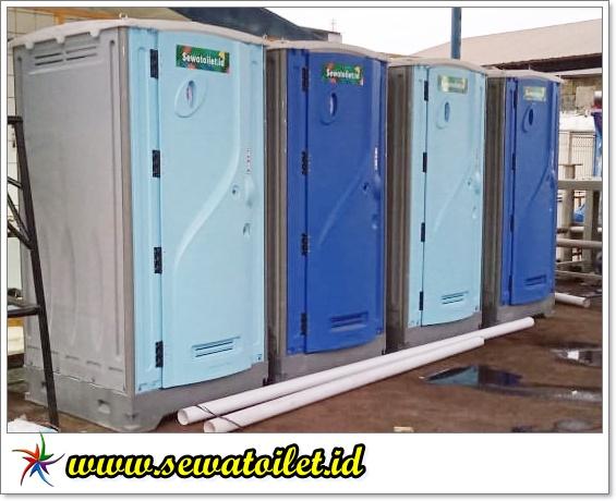 Sewa Toilet Portable Harga Murah di Depok