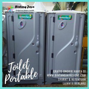 Sewa Toilet Portable Bekasi Timur Tipe All Varian