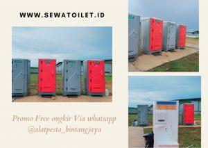 Melayani Sewa Toilet Portable Jabodetabek