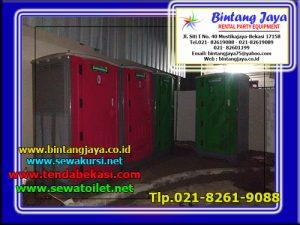 Sewa Wastafel Dan Toilet Portable Jakarta