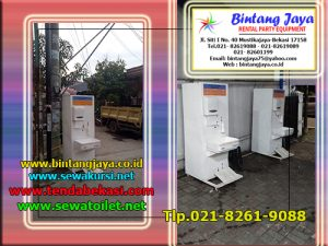 Sewa Toilet Portable Wastafel Portable Jakarta