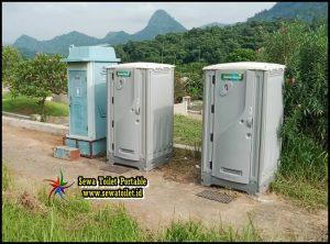 Toilet Portable Sewa di Heaven Memorial Park Bogor