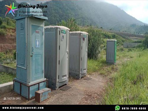 Rental Toilet Portable Event Free Ongkir Pasang dan Bongkar
