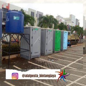 Toilet Portable Termurah Sewa Di Cikarang