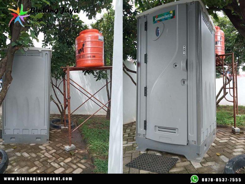 Rental Toilet Portable Bulanan Super Murah Pelayanan Full 24 Jam