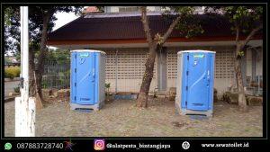 Sewa Toilet Portable Hutan Kota Kemayoran
