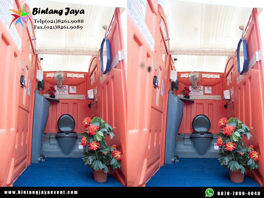 Sewa Toilet Portable VIP Premium Quality Pelayanan 24 Jam Jabodetabek