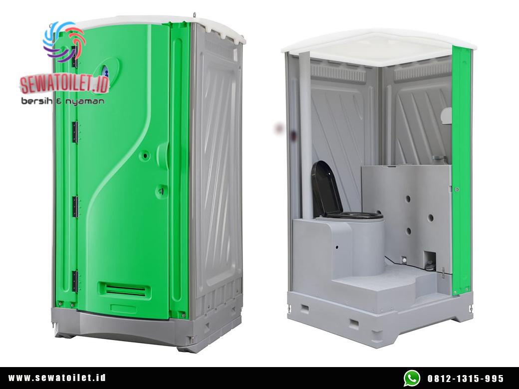 Jasa Rental Toilet Portable bekasi event vaksinasi nasional