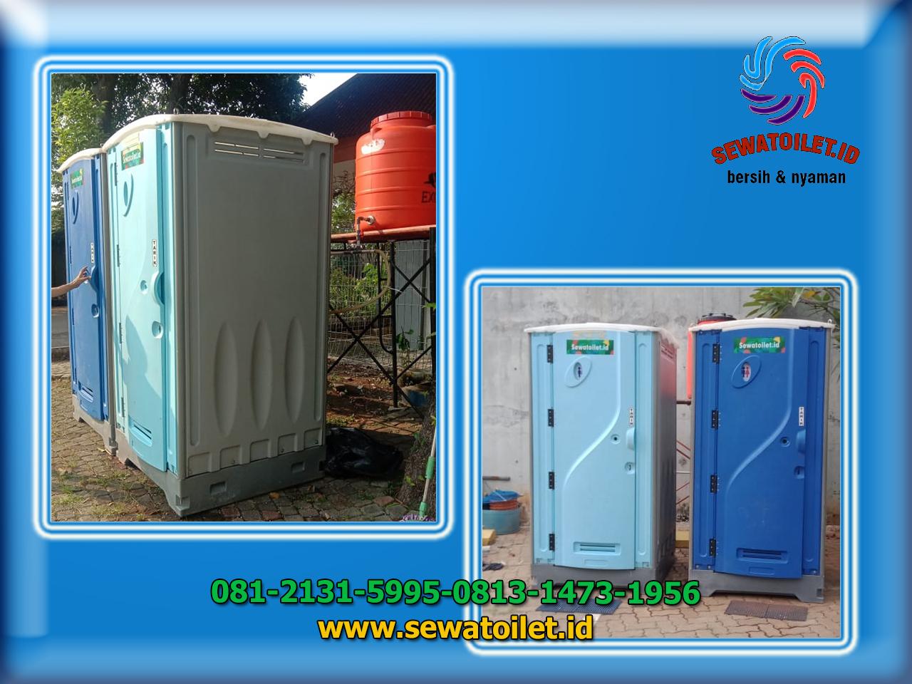 Sewa Toilet Portable Vaksinasi Karyawan PT.Charoen Pokphand