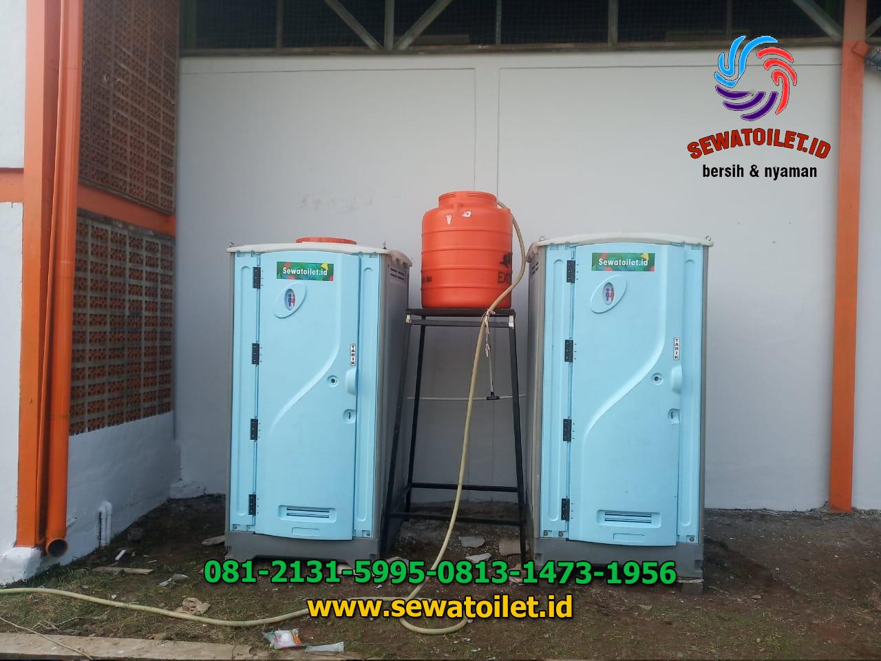 Sewa Toilet Portable Rumah Kompos Dan Nursery Kawasan Industri Pulo Gadung
