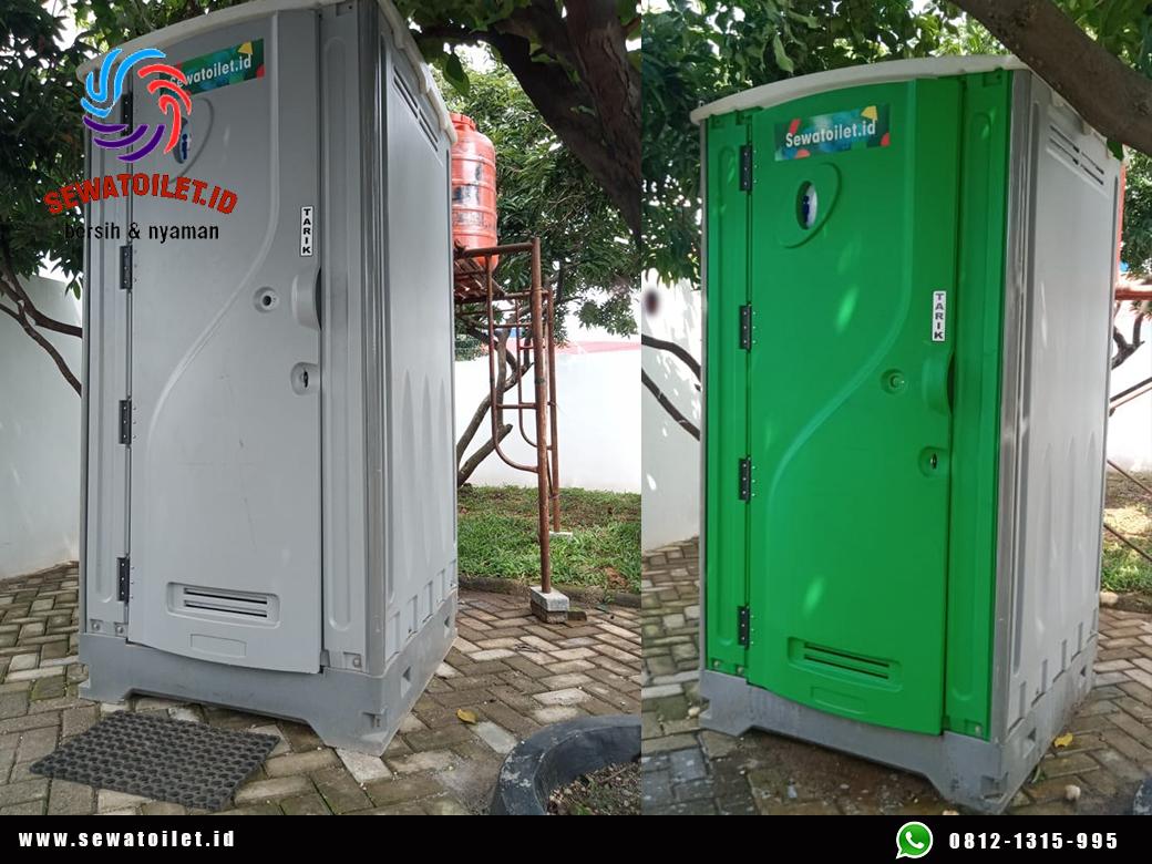 Terima Rental Toilet Portable Harian, Mingguan dan Bulanan Bekasi